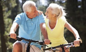 Starting exercise in middle age has great health benefits.