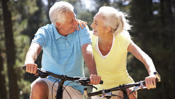 Take up active hobbies at any age to improve heart health